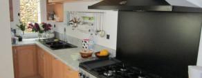 cuisine moderne en hêtre