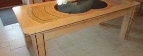 Table moderne de création