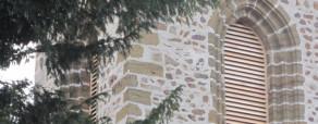 Abat-son église de Chassagnes 43
