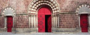 Portes basilique